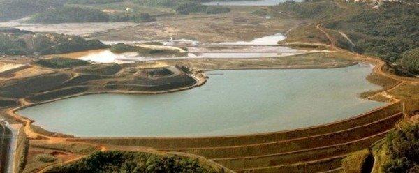 Barragem De Mineração MG