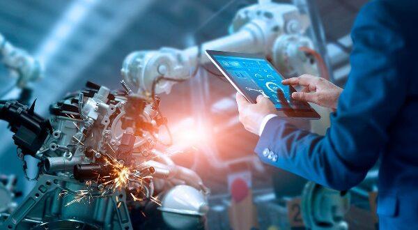 Indústria 4.0 Revolução Industrial