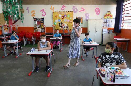 Escolas SP Atividades Extras e Reabertura