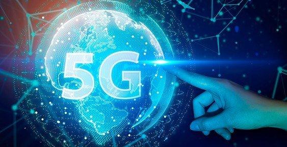 5G Internet Poderosa