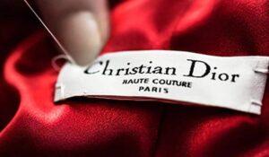 Grife De Luxo Christian Dior