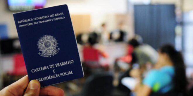 Vagas de emprego abertas em empresas no Brasil