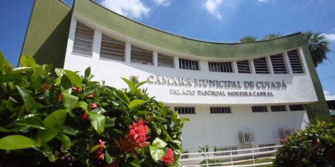 Câmara de Cuiabá lança Edital com 13 vagas