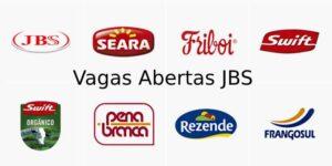 JBS Vagas Abertas Acompanhe Oportunidades