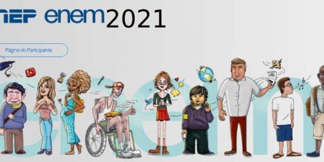 Enem Digital 2021 Inscrição