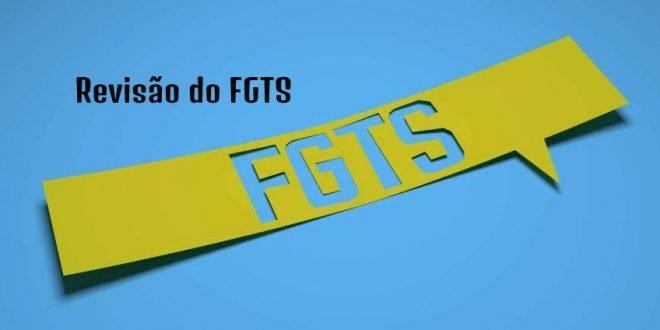 FGTS Revisão Correção Monetária