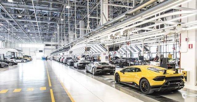 Lamborghini No Brasil