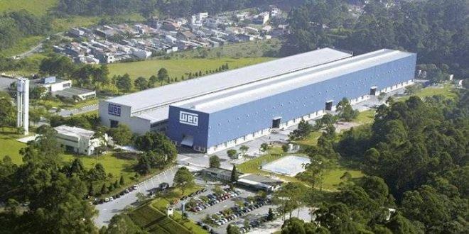 WEG Indústria Metalúrgica Vagas Abertas