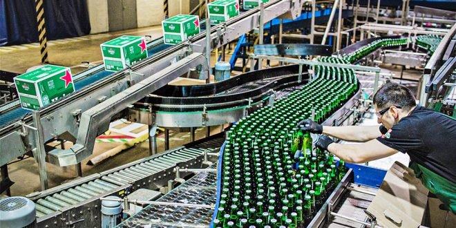 Heineken com vagas abertas para Ajudante Interno