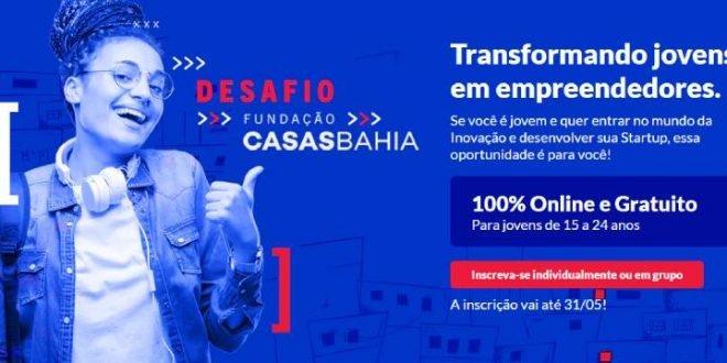 Fundação Casas Bahia Desafios