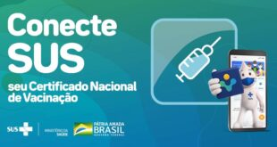 Certificação Vacinação Brasil e Viagem ao Exterior